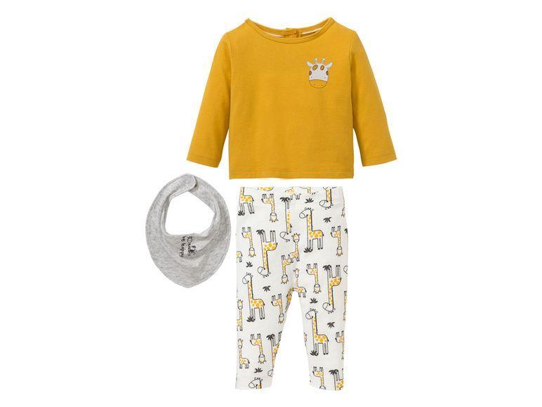 Lupilu Baby Madchen Set 3 Teilig Lidl De Baby Madchen Baby Shirts