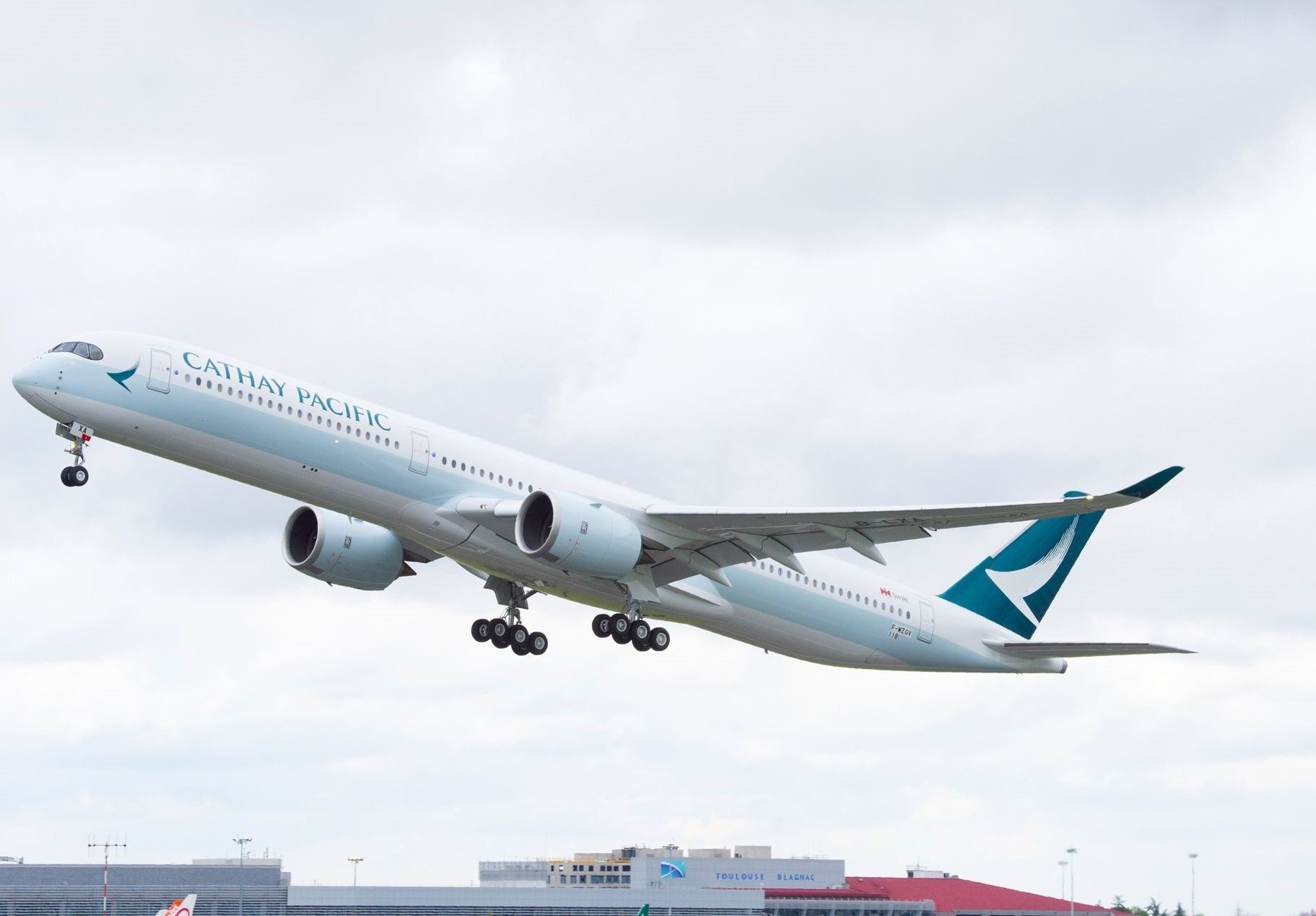 Pin by blueskies on planes Cathay pacific, Airbus, Fleet