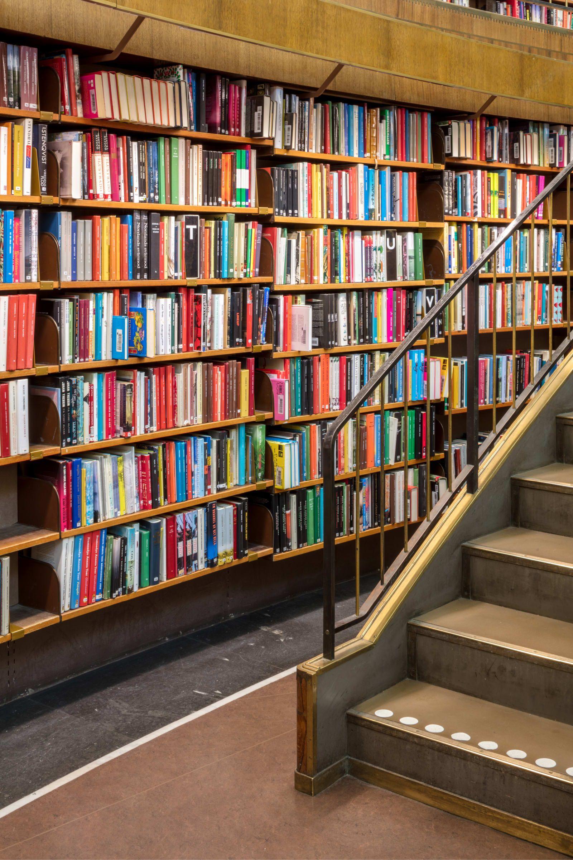 Gunnar Asplund Federico Covre Stockholms Stadsbibliotek  # Federico Muebles