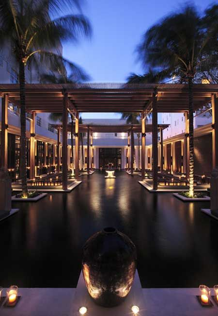 The Setai, Miami   archdaily   Hoteles de playa, Miami, Hoteles