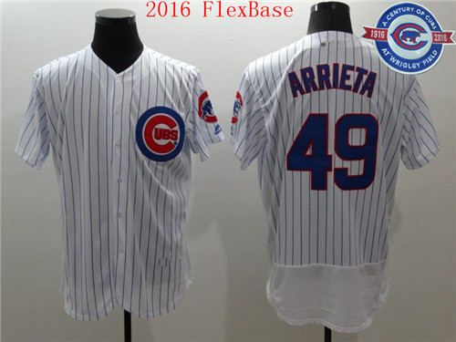 2016 MLB Chicago Cubs 49 Jake Arrieta Green Salute to Service Stitched Baseball Jersey