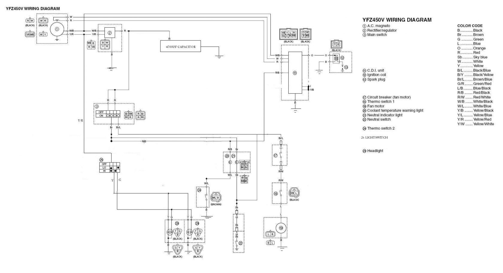 Bosch Relay Diagram 5 Wiring Starter With For Within ...