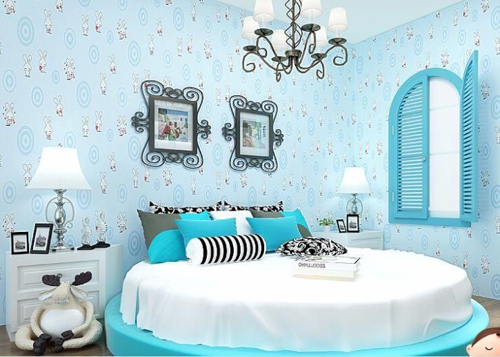 Best Bugs Bunny Cartoon Children S Room Non Woven Wallpaper 400 x 300