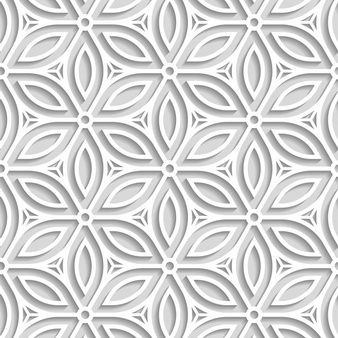 japanische nahtlose muster aus papier ausgeschnitten - Bastelpapier Muster