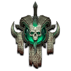 There is a better looking necromancer portrait image on the