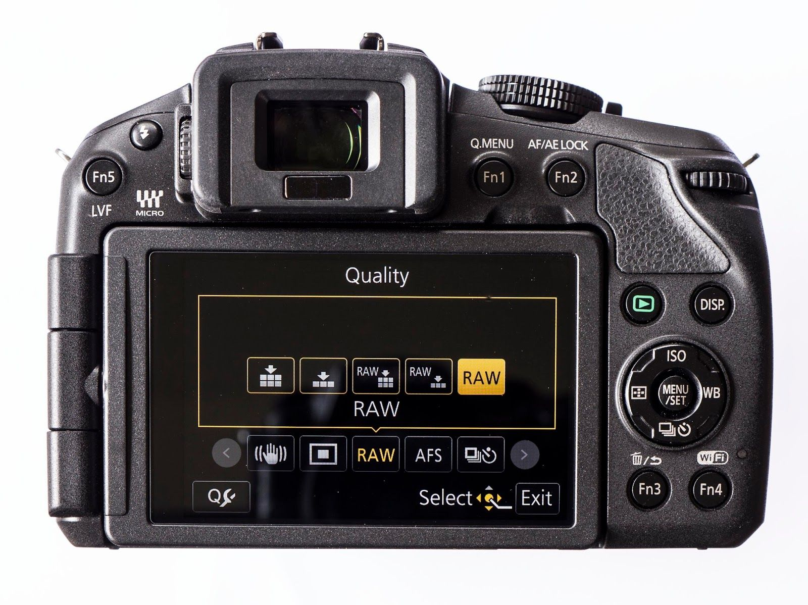 Setting Up The Lumix G6 Camera Part 2 Q Menu And Fn Buttons Camera Settings Photography Sites