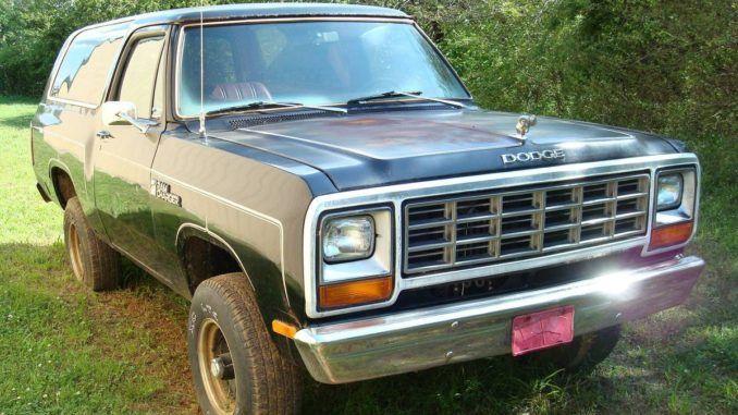 1982 Gainesville Ga Dodge Ramcharger Dodge Trucks Ram Gainesville
