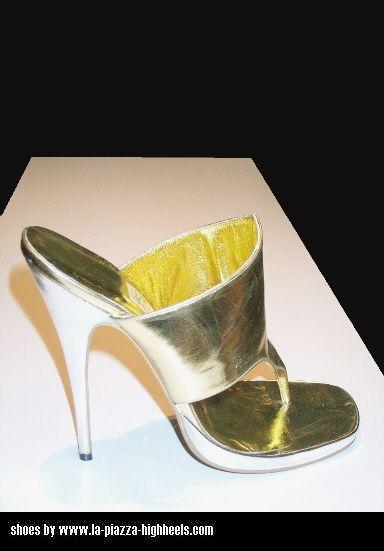zehensteg high heels   LA PIAZZA highheels specials
