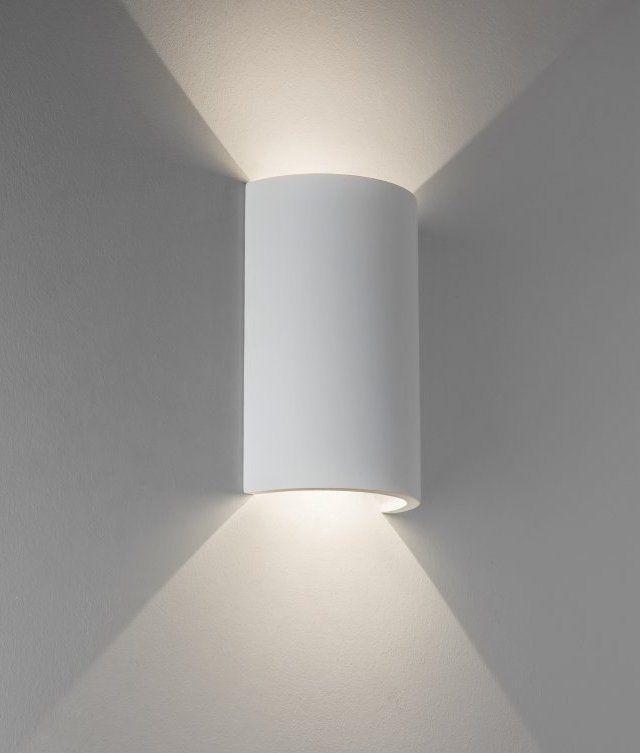 Led Cylinder Plaster Wall Light Wall Washing Interior Wall Lights Wall Lights Indoor Wall Lights