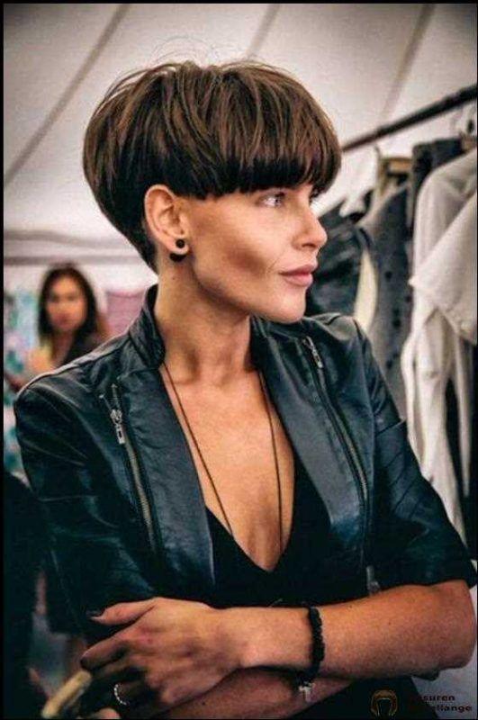 Photo of Beste kurze Wedge Haarschnitte für schicke Frauen 2019