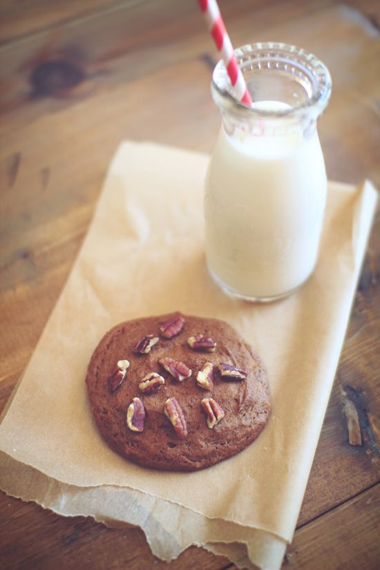 Make a couple and you have a delicious healthy breakfast :)!  One+Minute+Pumpkin+Breakfast+Cookie!
