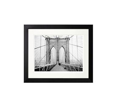 The New York Times Archive - Brooklyn Bridge - 1914 #potterybarn