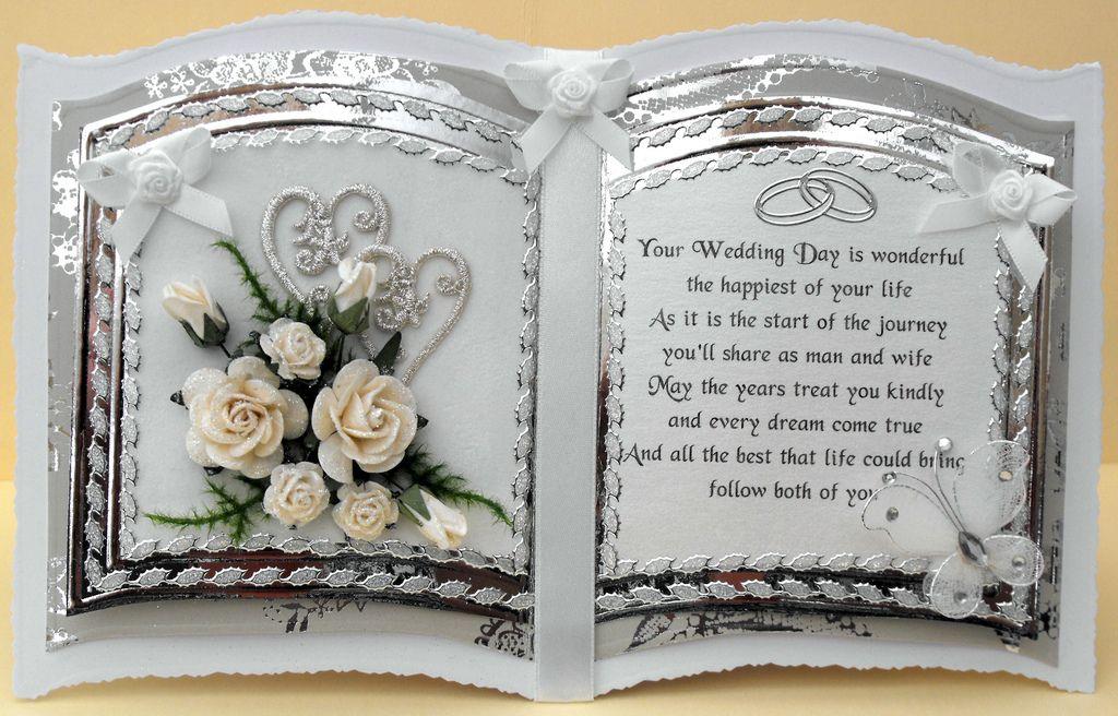 Luxury Bookatrix Style Handmade Wedding Card In 2021 Wedding Day Cards Wedding Cards Handmade Wedding Anniversary Cards