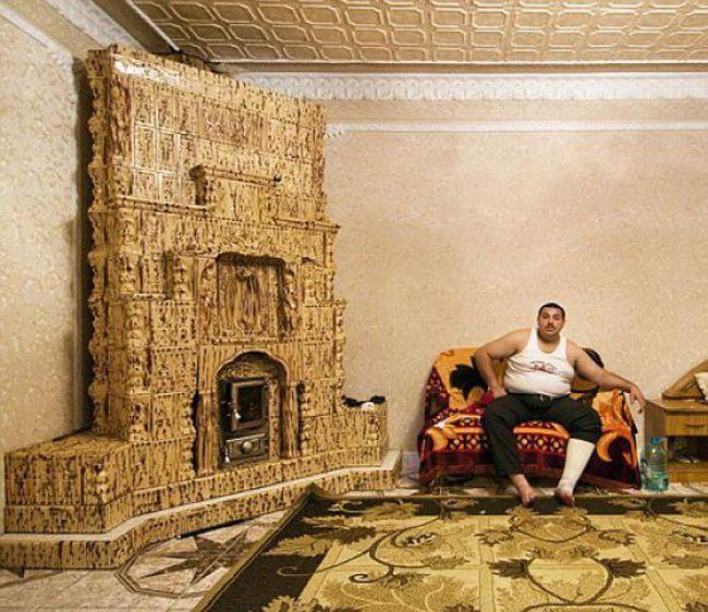 Rich gypsy houses in romania board pinterest - Loft au design contemporain chisinau en moldavie ...