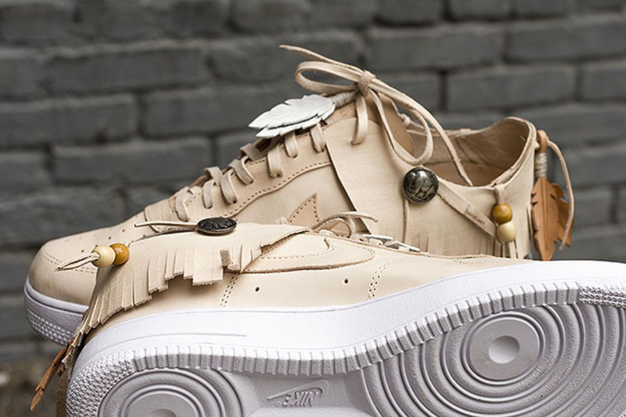 nike air max 1 all leather moccasins
