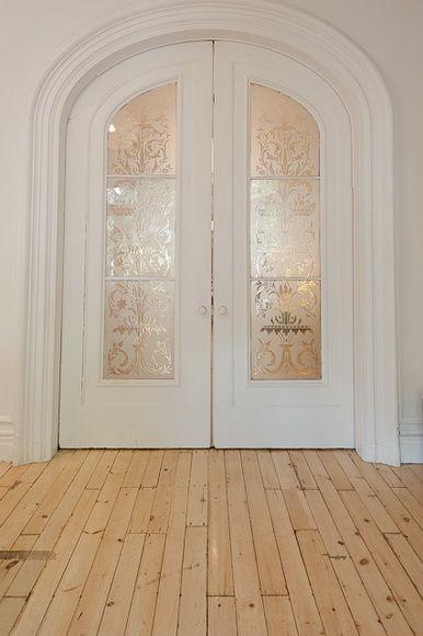 Gorgeous Interior Doors   Apt. NYC