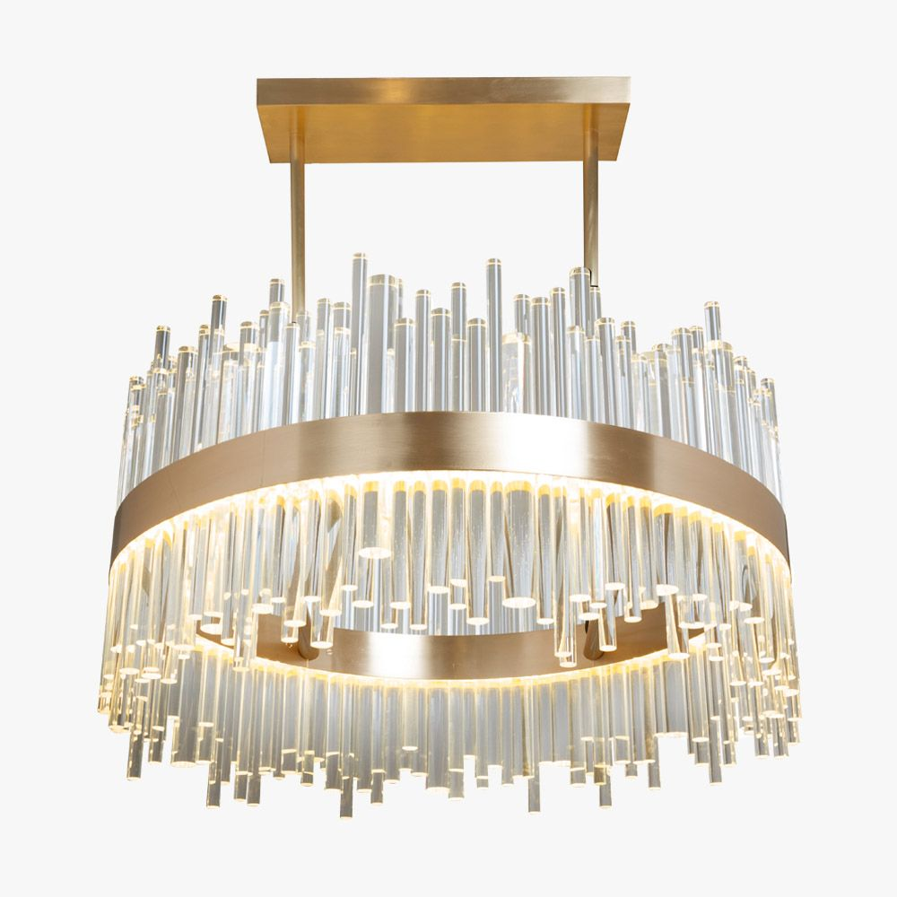 Bond Street Round Chandelier Ceiling Lights Bella Figura