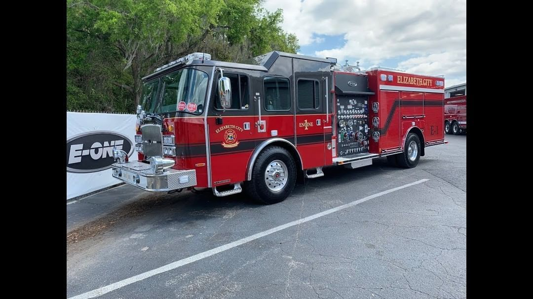 E One On Instagram The Elizabeth City Fire Department S Need For A Bigger Water Tank And Greater On Scene Lighting Led Water Tank Fire Department Fire Trucks