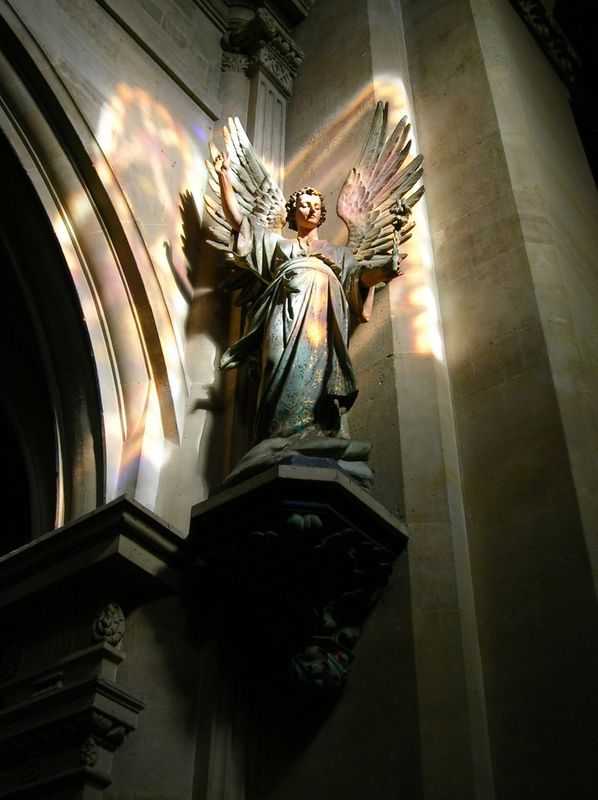 church angel
