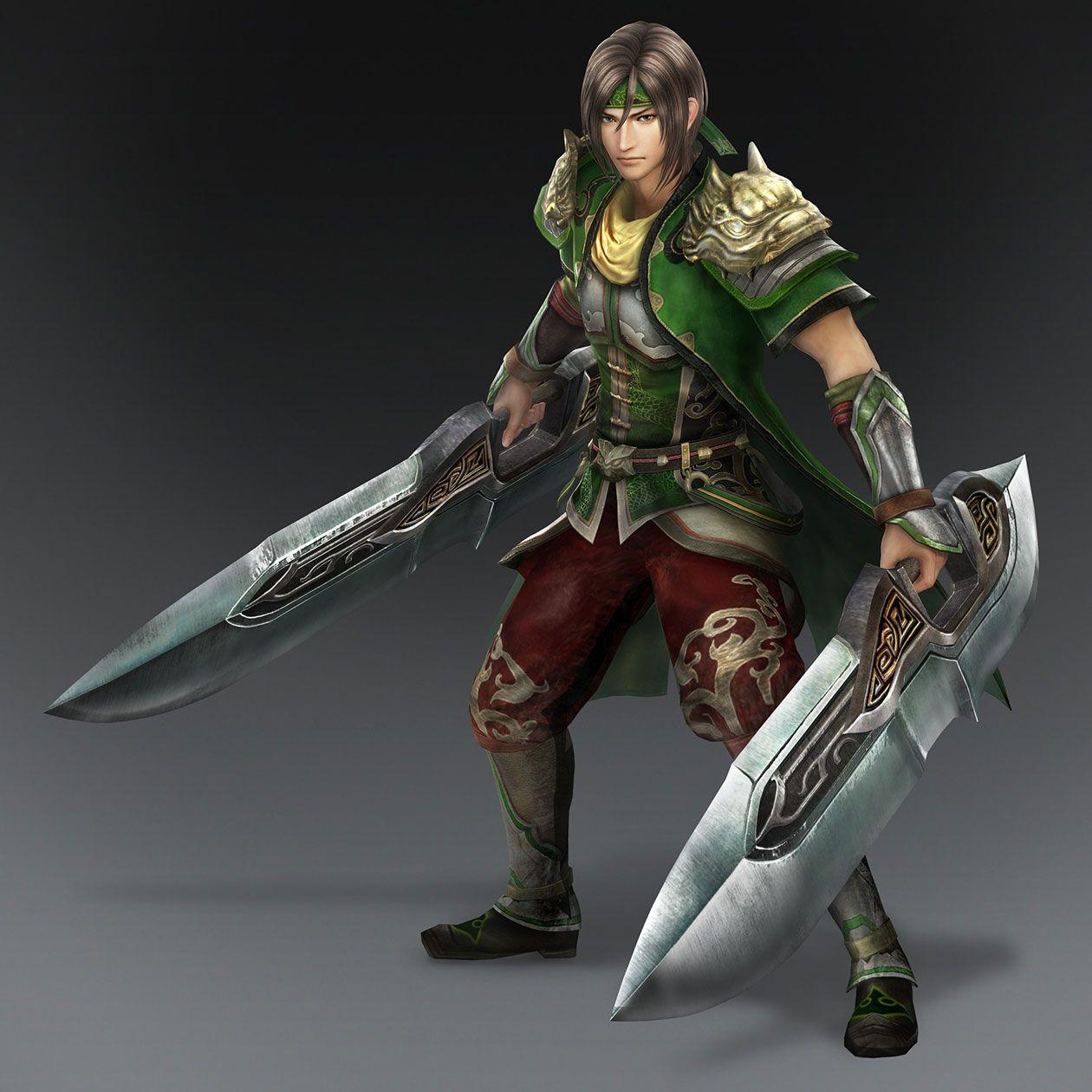 Guan Xing & Weapon (Shu Forces)
