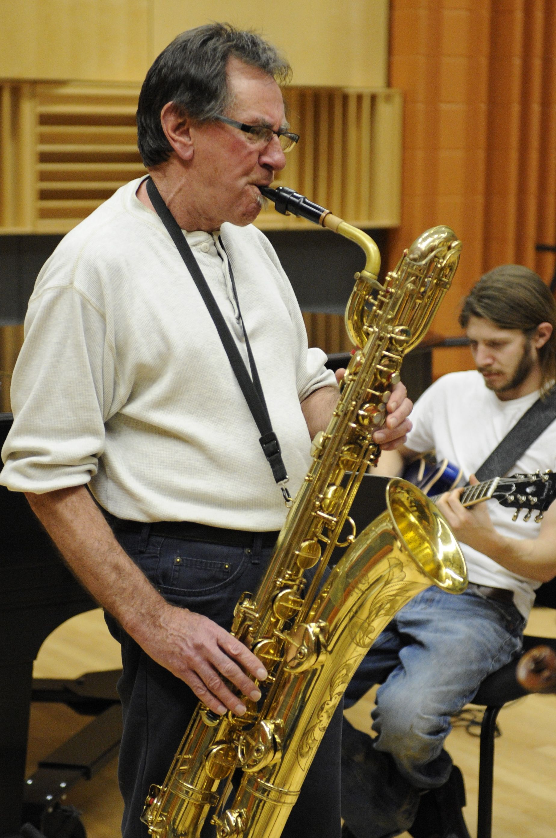 Hamiet Bluiett, Giant Of The Baritone Sax, Has Died At 78 ...