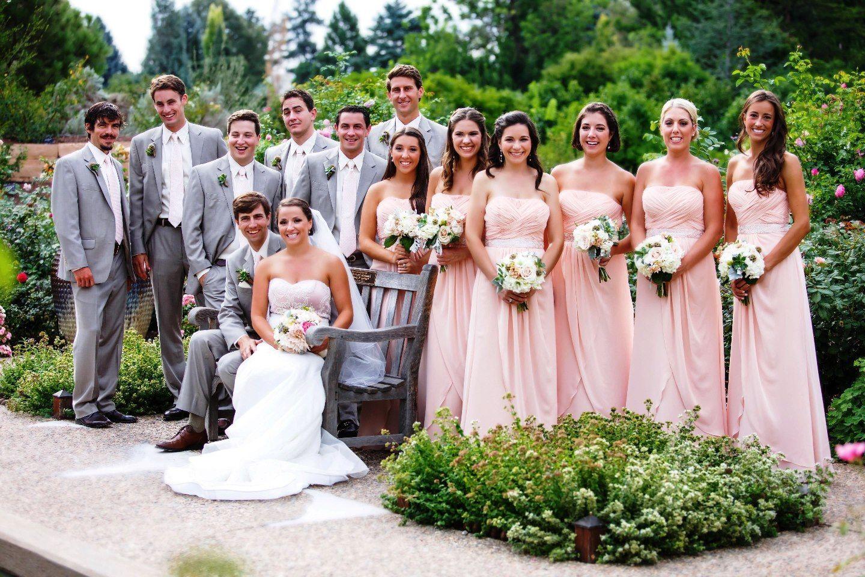pink and grey wedding theme - kadcinta.com | Wedding obsessed ...