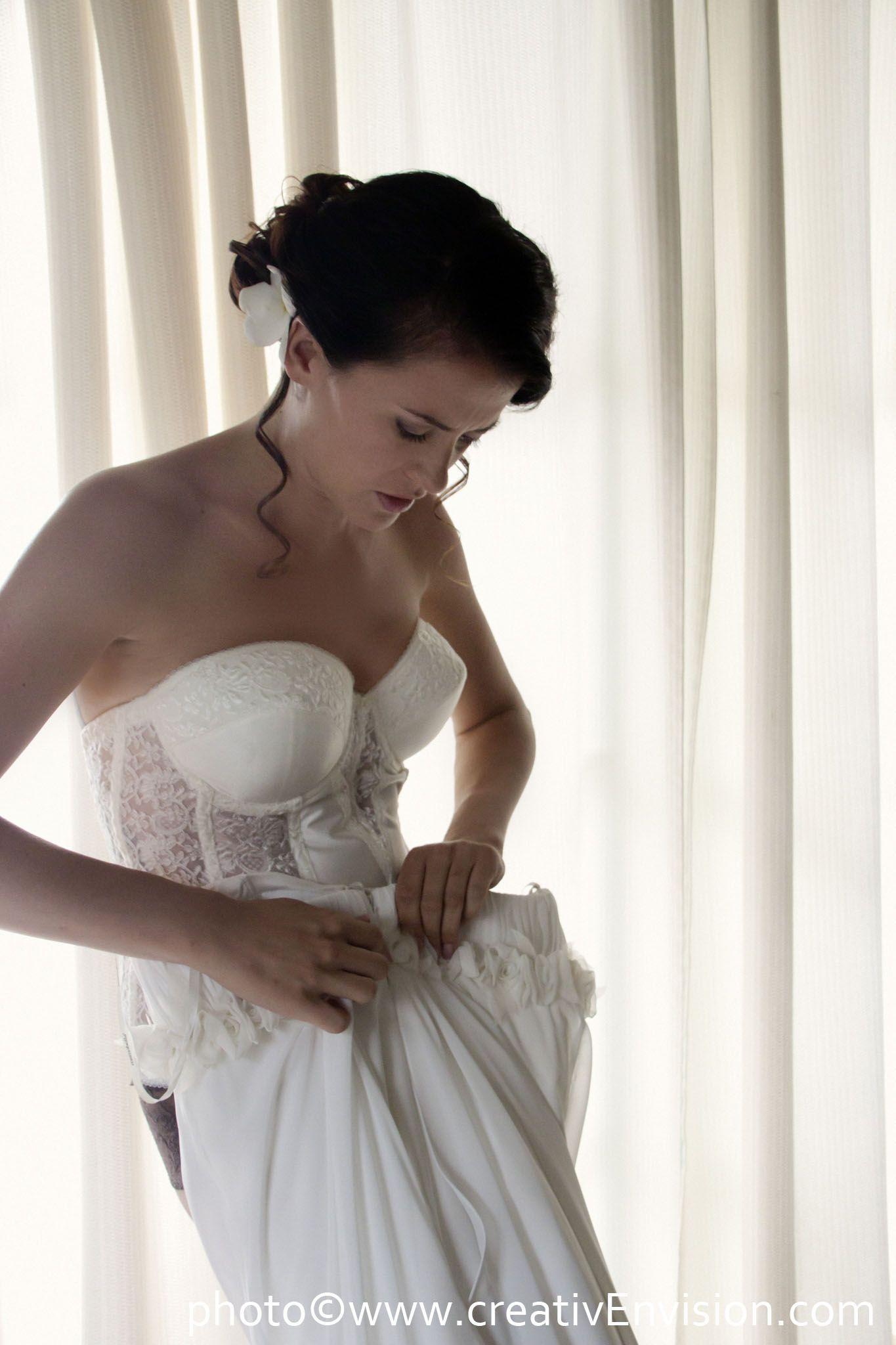 ] BRIDE GETTING READY [ wedding preparations │ wedding