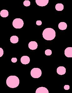 light pink polka dots clip art brushes fonts gifs pinterest rh pinterest co uk polka dot background clipart free red polka dot background clipart