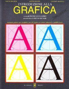 """""""Introduzione alla grafica"""" di Roger Walton.  La grafica e le nozioni tecniche necessarie alla realizzazione corretta di un qualsiasi prodotto stampato trovano in questo manuale un'esposizione semplice e chiara."""