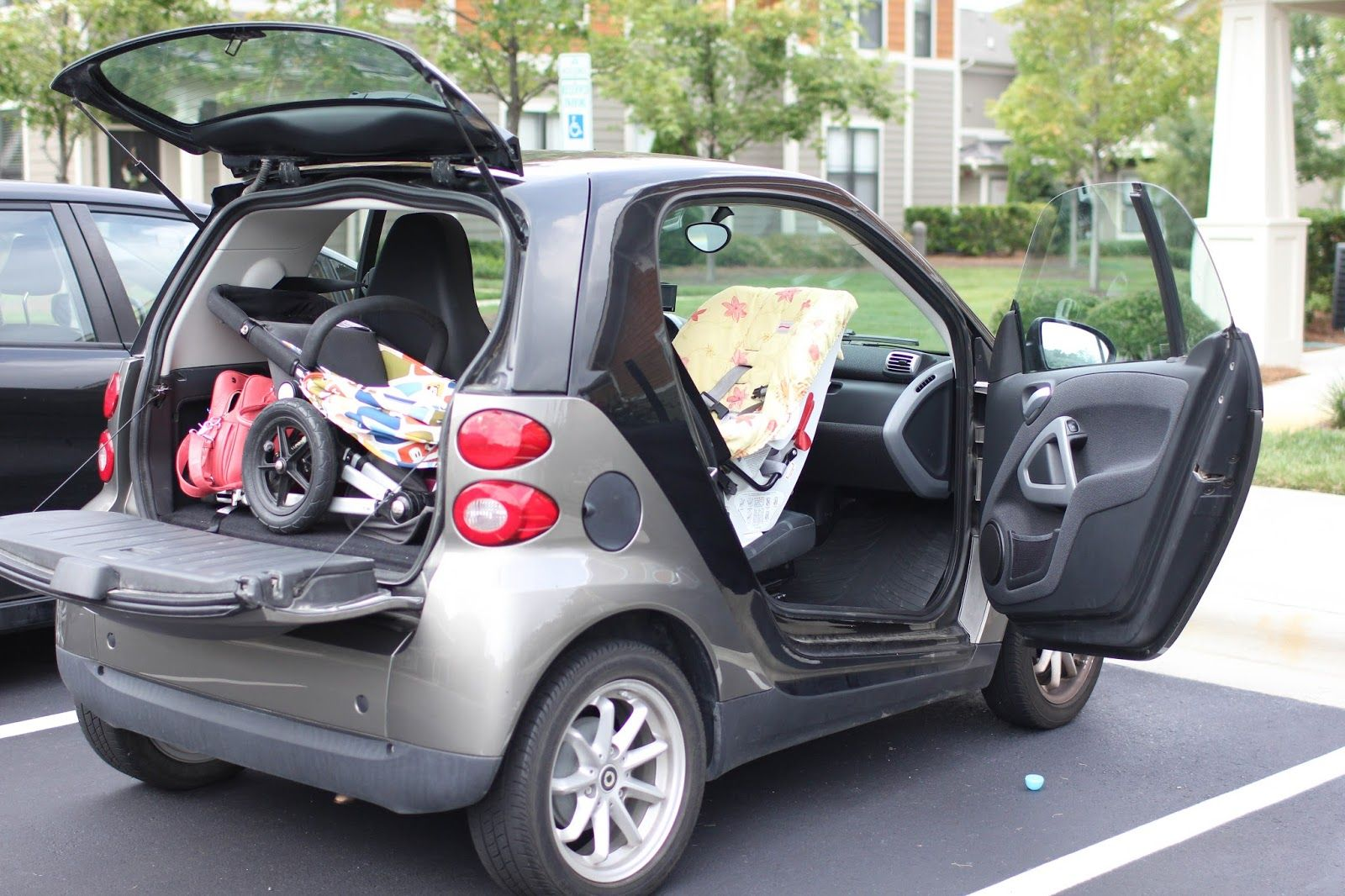 Smart Car Mom | Smart car and Cars