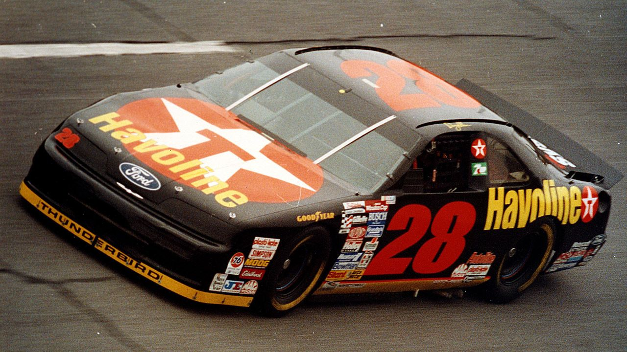 Bring Back The No 28 Widow Of Davey Allison Says Yes Nascar