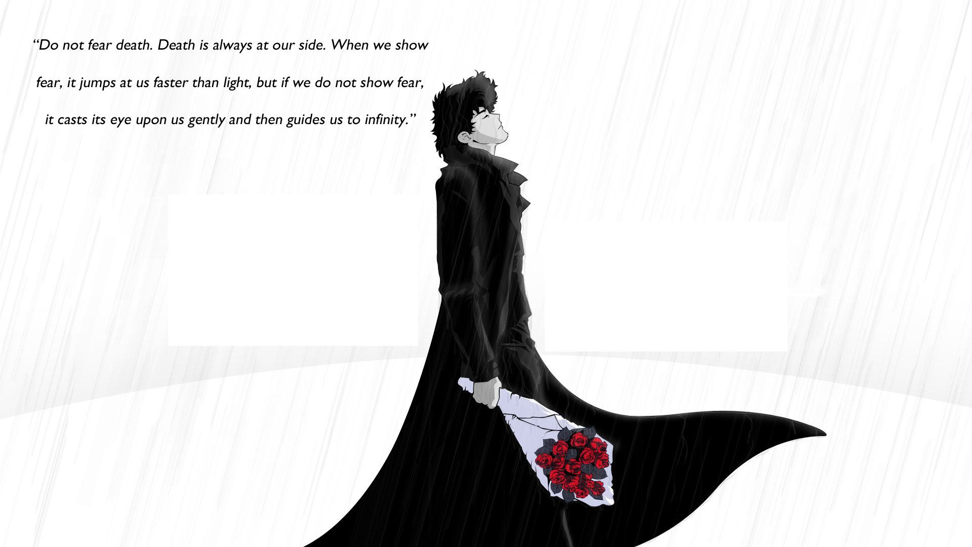 Pin by Alex Ervin on Quotes Cowboy bebop, Cowboy bebop