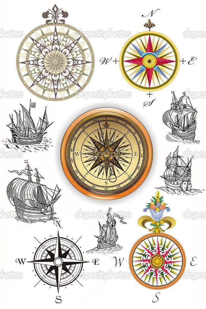 33 Ideas De Rosa De Los Vientos Rosa De Los Vientos Disenos De Unas Rosa De Los Vientos Dibujo