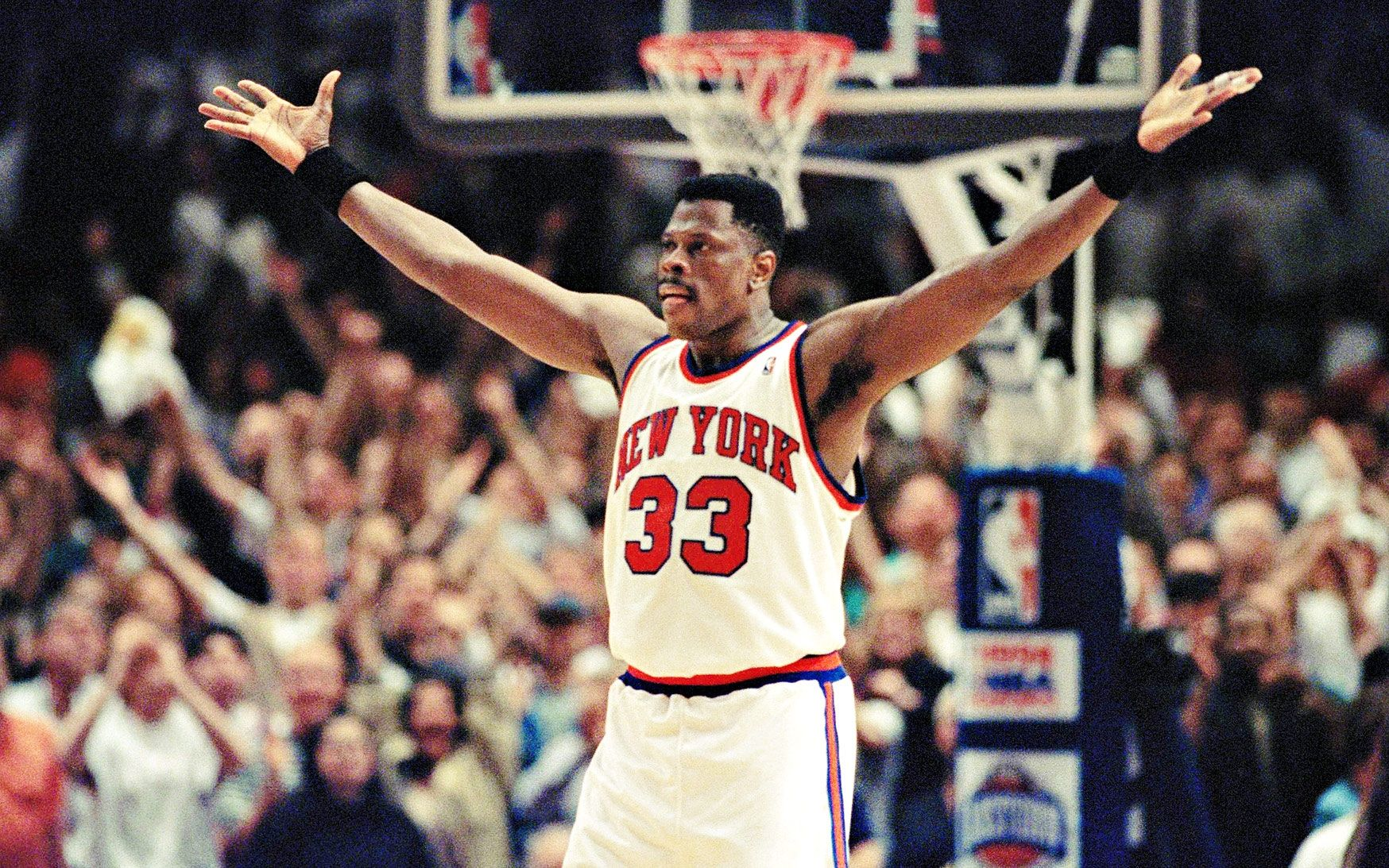 Veteran S Day Holds A Special Place In The Annals Of Nba History For Centers New York Knicks Patrick Ewing Knicks
