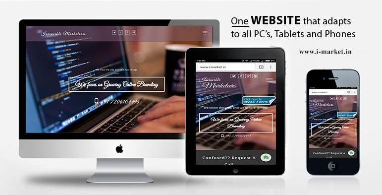 invinciblemarketeers website responsivewebsites Visit