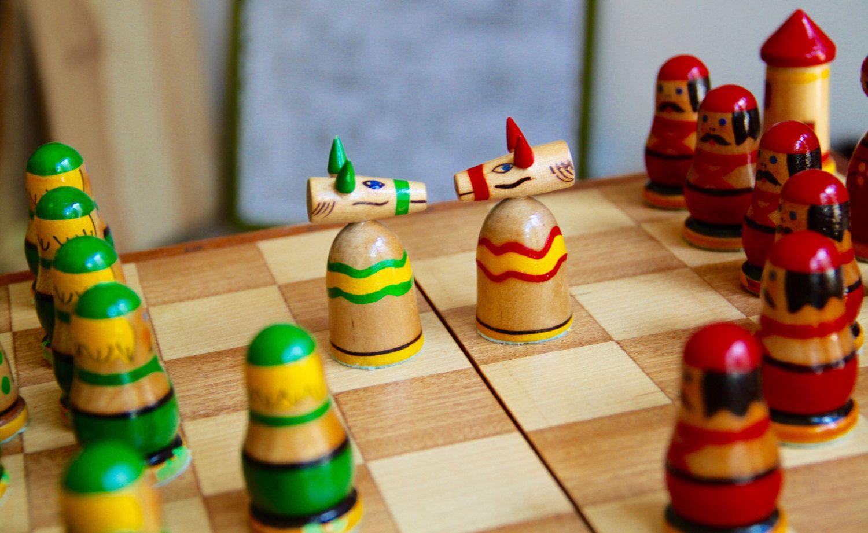 Vintage original chess set from Soviet Union-Brest(Belarus)-1970's. Schachspiel…