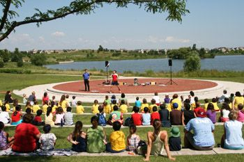 Free Summer Performances For Kids Glenview Park District Thursday Mornings In July Gallery Park Amphithe Outdoor Concert School S Out For Summer Glenview