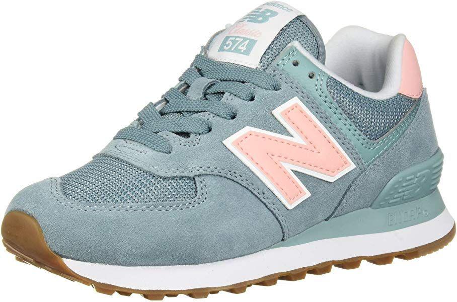 New Balance Damen 574v2 Sneaker, Grau (Smoke Blue/Himalayan ...
