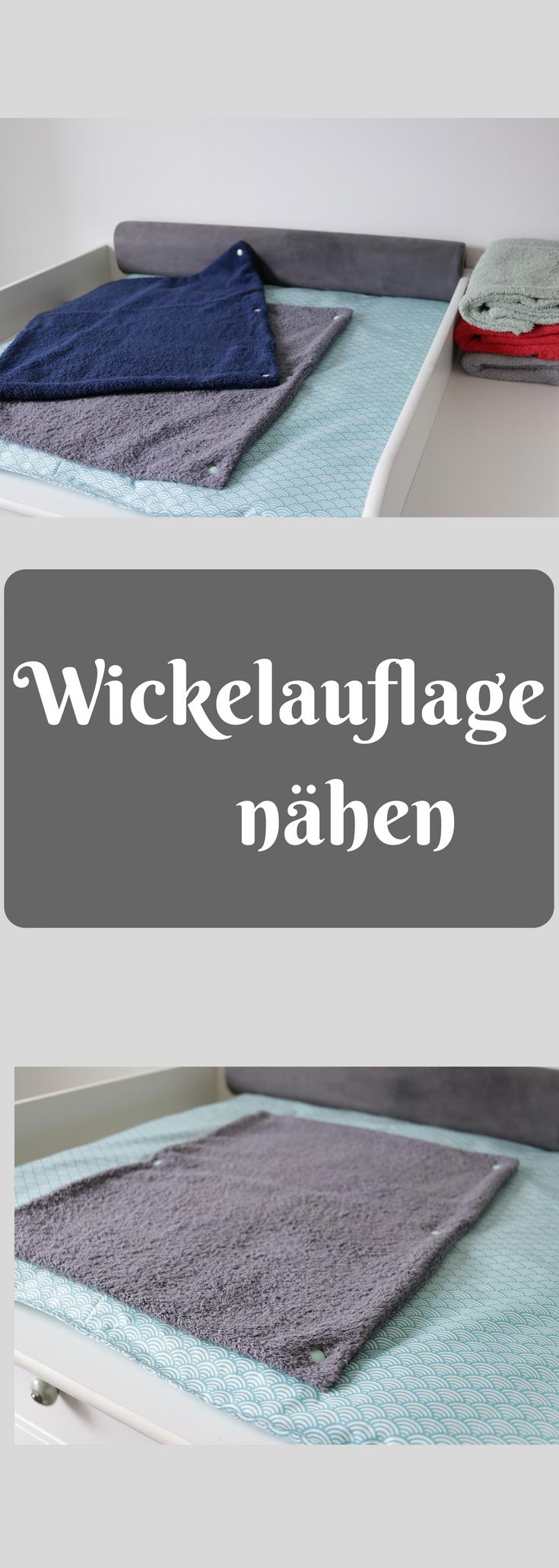 Photo of Freebook Wickelauflage. Hallo ihr Lieben. Die DIY Eule Nastja und ich zeigen euc…