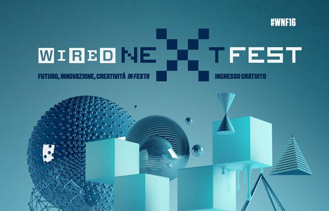 .@franzrusso: Prende il via la quarta edizione del Wired Next Fest. Su InTime trasmetteremo la diretta fino a domenica di tutti gli eventi dal BNL Dome.
