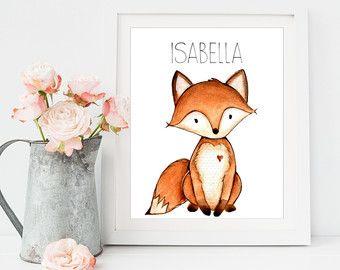 Superb Fox Baby Shower | Etsy