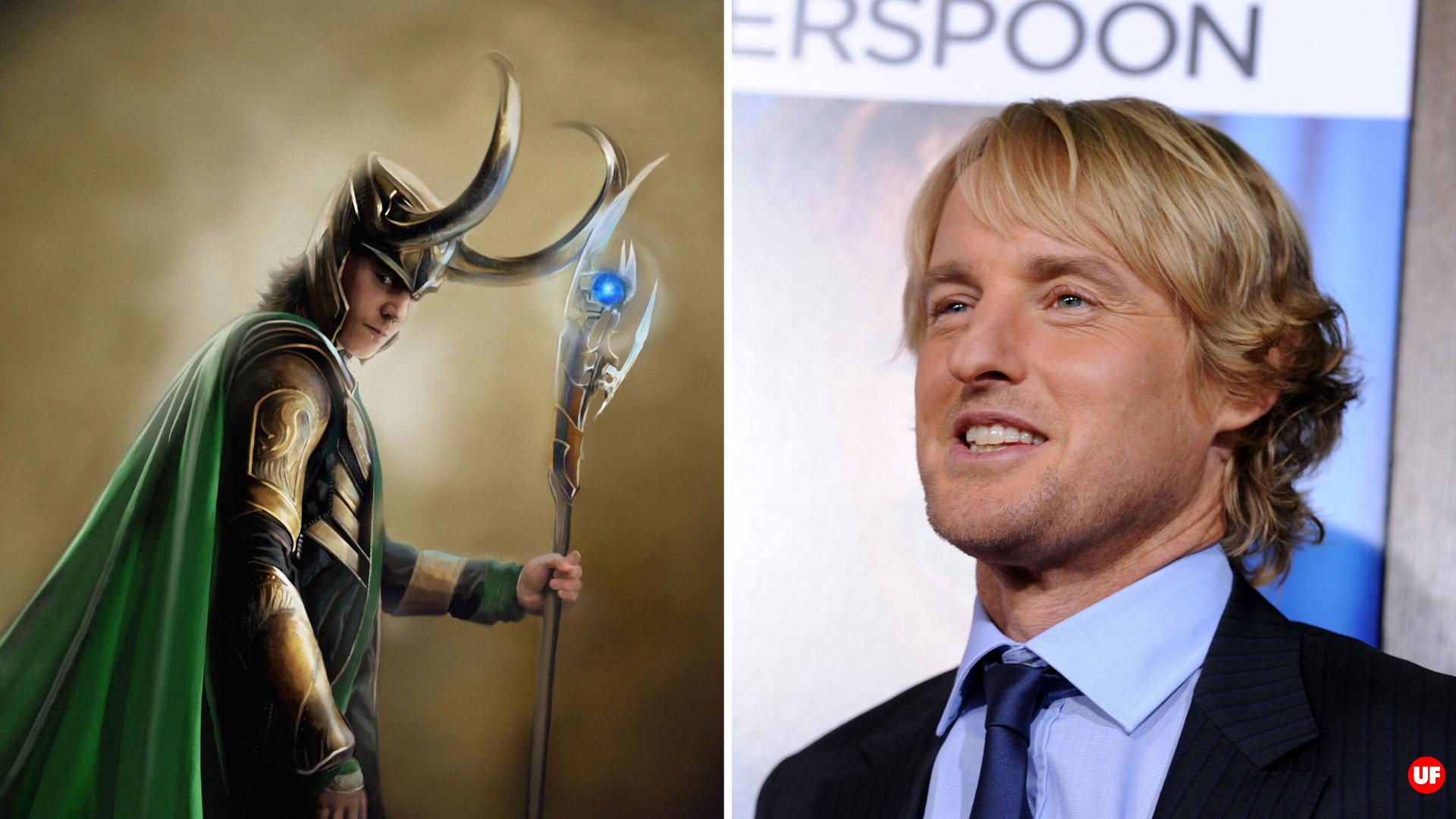 Loki Series Casts Owen Wilson In A Major Role Disney Plus Owen Wilson The Future Movie