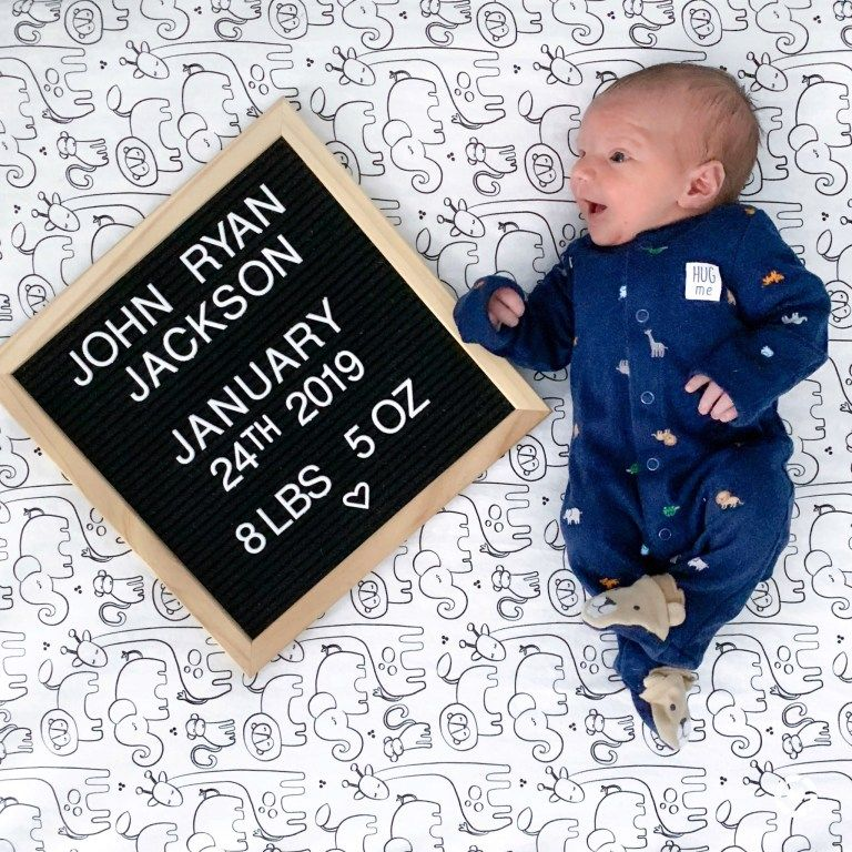 34+ Baby letter board online inspirations