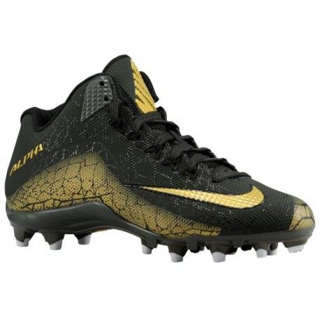 Nike Alpha Pro 2 TD  MensThese lightweight cleats offer support and  mobility to the athletes who rely on quick cuts and explosive speed