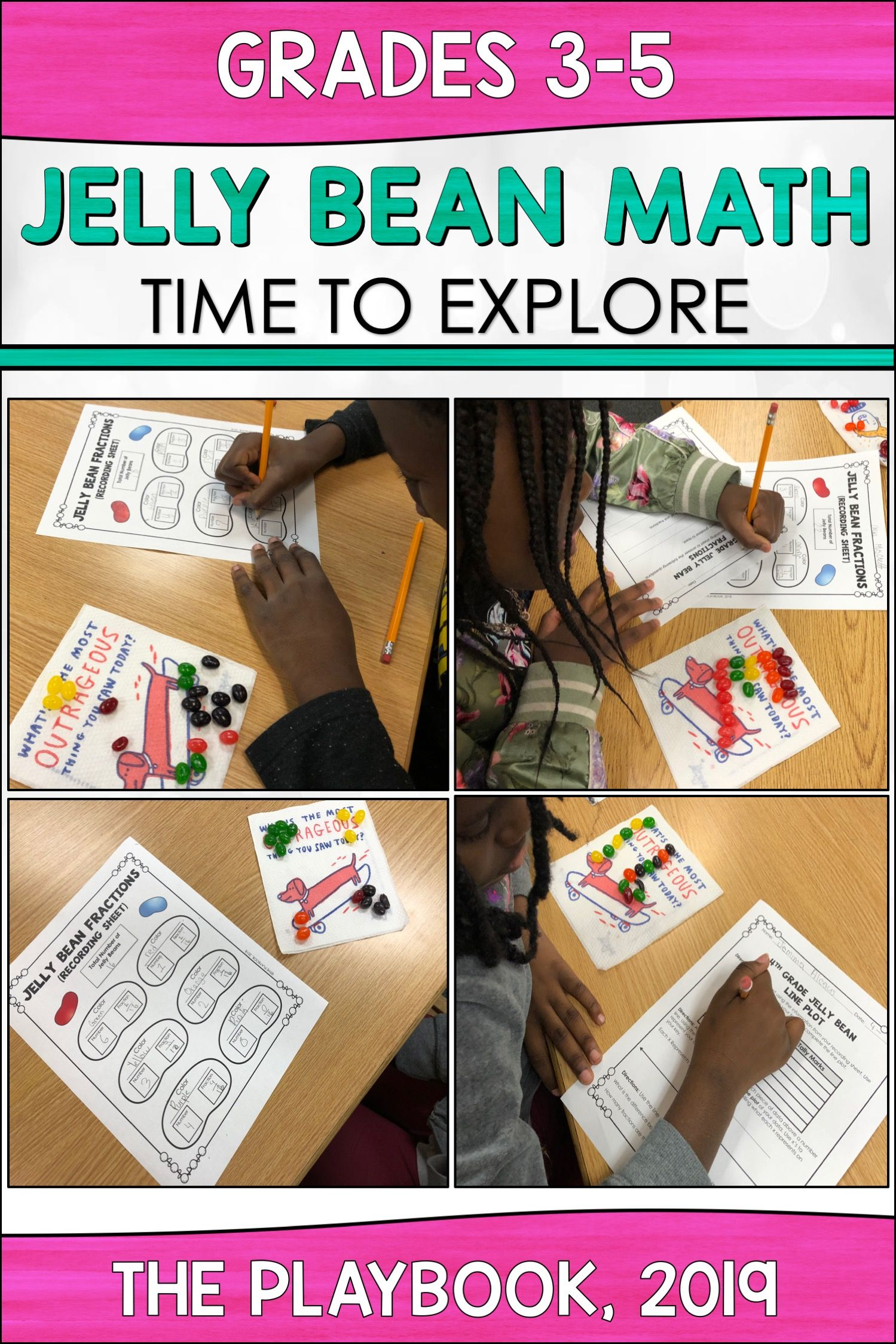 These Jelly Bean Math Activities Are A Perfect Way To Keep