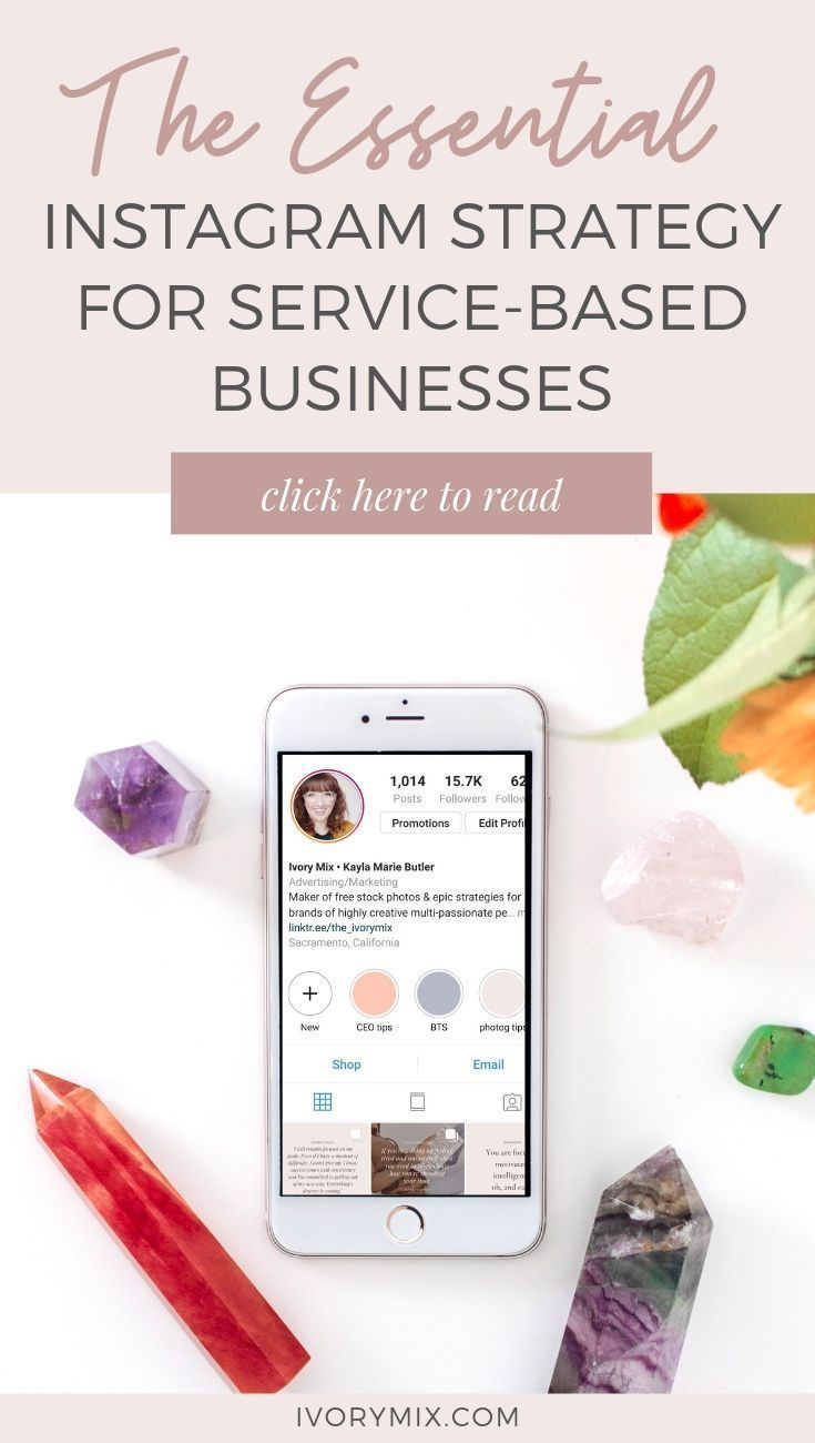 How to Create Captions and an Instagram Strategy as a Non-Visual Service Based Business …   Instagram strategy. Service based business ...