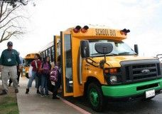 Meet America's First Electric School Bus That Is Now In Service In California