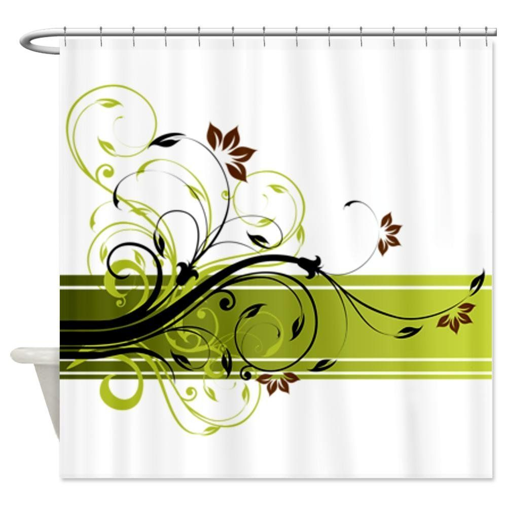 Say it with shoes Shower Curtain on CafePress.com | Shower