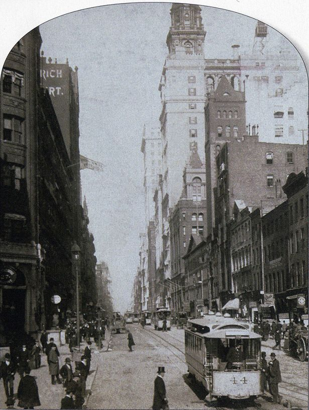 New York in the 1890's