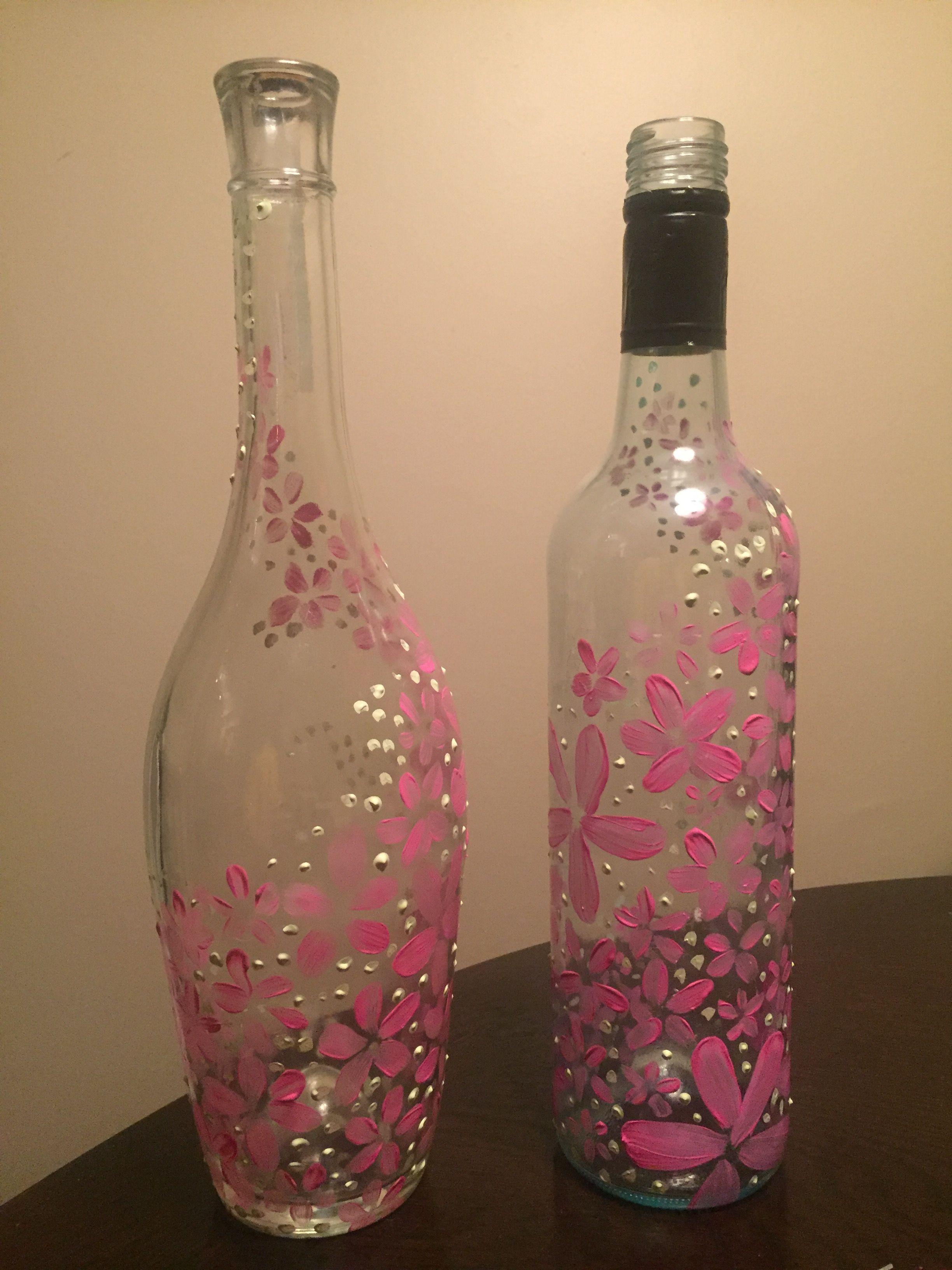 23++ Diy painted wine bottles ideas